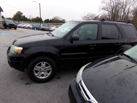 2007 Ford Escape for sale at Creech Auto Sales in Garner NC