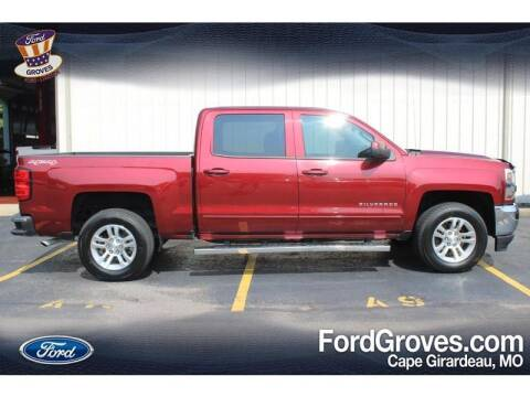 2017 Chevrolet Silverado 1500 for sale at JACKSON FORD GROVES in Jackson MO
