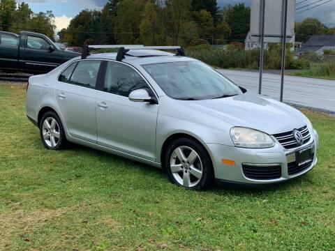 2008 Volkswagen Jetta for sale at Saratoga Motors in Gansevoort NY