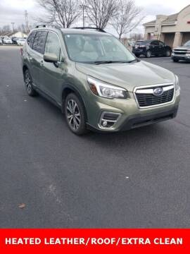 2019 Subaru Forester for sale at Auto Express in Lafayette IN