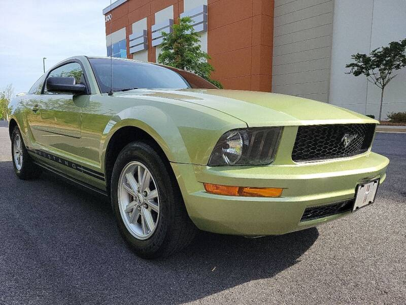 2005 Ford Mustang for sale at ELAN AUTOMOTIVE GROUP in Buford GA