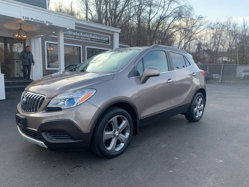 2013 Buick Encore for sale at Ocean State Auto Sales in Johnston RI