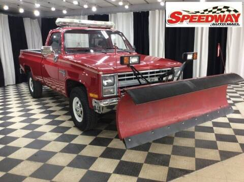 1986 Chevrolet C/K 20 Series for sale at SPEEDWAY AUTO MALL INC in Machesney Park IL
