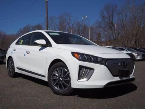 2021 Hyundai Ioniq Electric for sale at Mirak Hyundai in Arlington MA