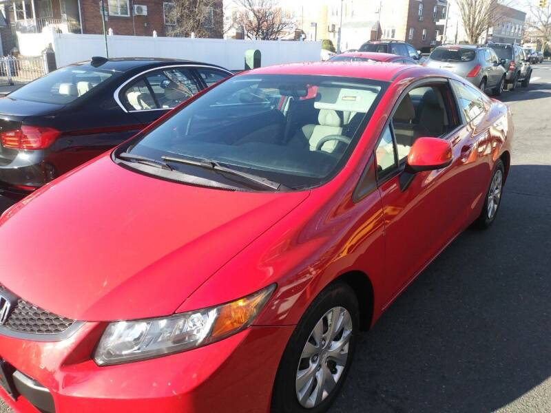 2012 Honda Civic for sale at Ultra Auto Enterprise in Brooklyn NY