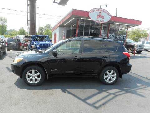 2008 Toyota RAV4 for sale at The Carriage Company in Lancaster OH