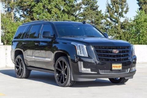 2018 Cadillac Escalade for sale at Washington Auto Credit in Puyallup WA