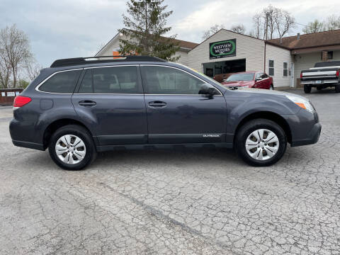 2013 Subaru Outback for sale at Westview Motors in Hillsboro OH