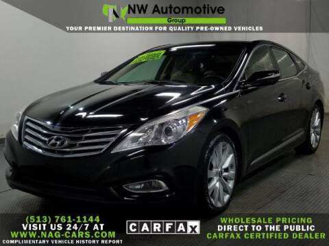 2013 Hyundai Azera for sale at NW Automotive Group in Cincinnati OH
