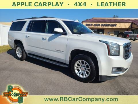 2016 GMC Yukon XL for sale at R & B Car Company in South Bend IN