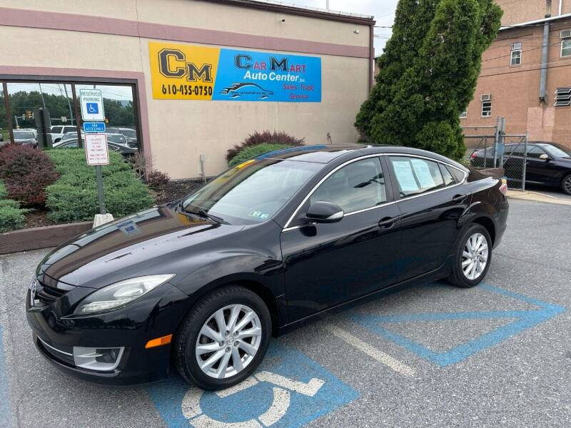 2012 Mazda MAZDA6 for sale at Car Mart Auto Center II, LLC in Allentown PA