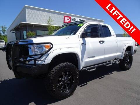 2015 Toyota Tundra for sale at Wholesale Direct in Wilmington NC