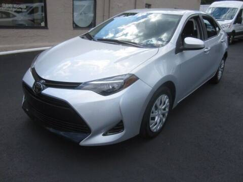 2018 Toyota Corolla for sale at CARSTORE OF GLENSIDE in Glenside PA
