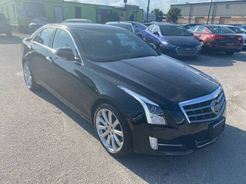 2013 Cadillac ATS for sale at Marvin Motors in Kissimmee FL