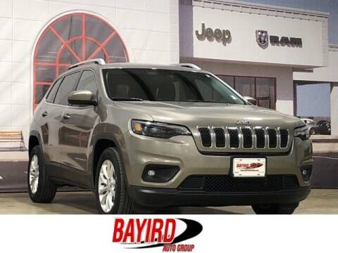 2019 Jeep Cherokee for sale at Bayird Truck Center in Paragould AR