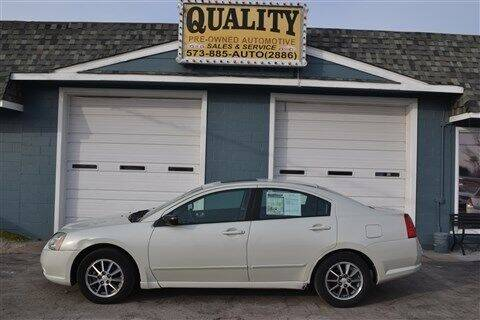 2004 Mitsubishi Galant for sale at Quality Pre-Owned Automotive in Cuba MO