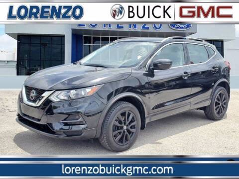 2020 Nissan Rogue Sport for sale at Lorenzo Buick GMC in Miami FL