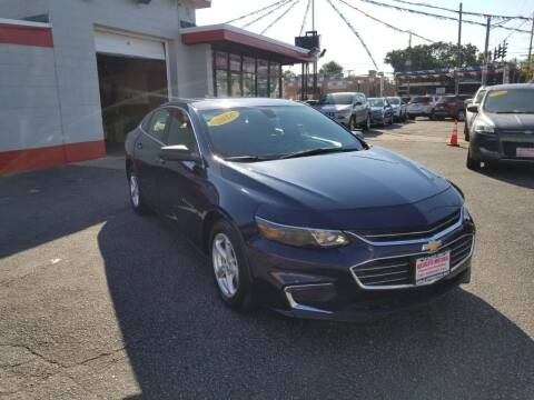 2018 Chevrolet Malibu for sale at Absolute Motors in Hammond IN