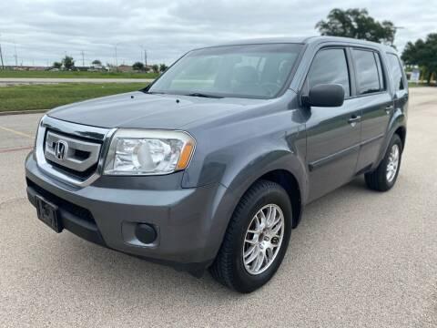 2011 Honda Pilot for sale at Big Time Motors in Arlington TX