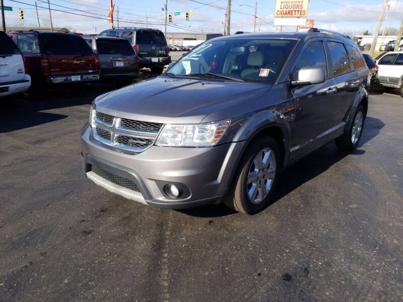 2012 Dodge Journey for sale at Rucker's Auto Sales Inc. in Nashville TN