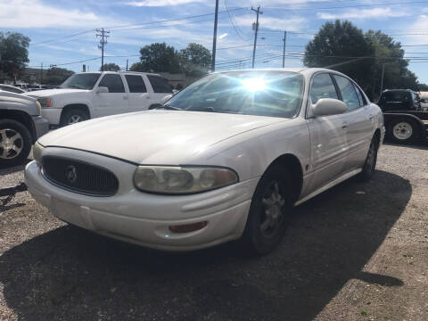 2001 Buick LeSabre for sale at JMD Auto LLC in Taylorsville NC