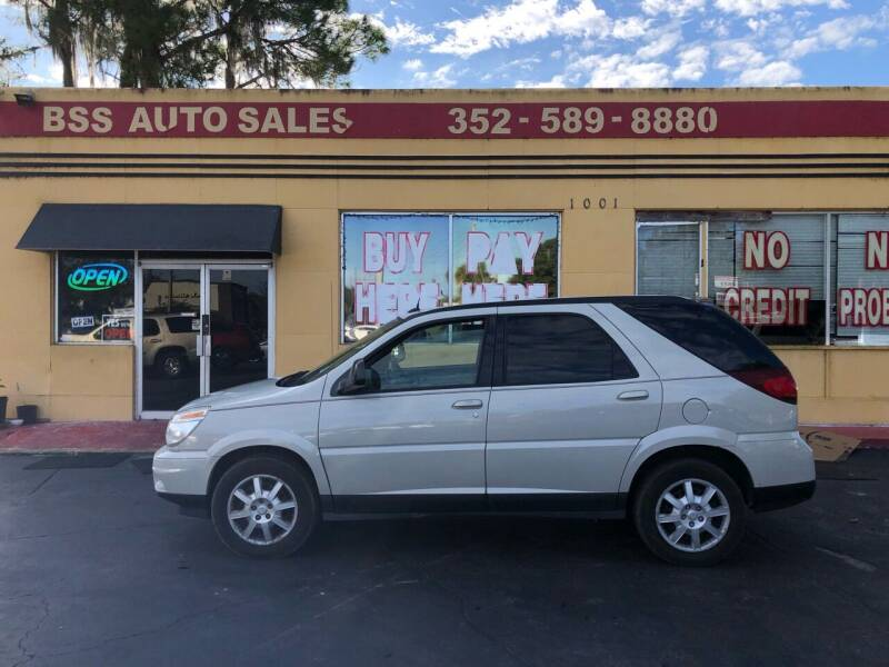 2007 Buick Rendezvous for sale at BSS AUTO SALES INC in Eustis FL