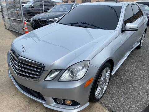2010 Mercedes-Benz E-Class for sale at The PA Kar Store Inc in Philadelphia PA