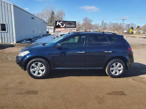 2006 Nissan Murano for sale at KJ Automotive in Worthing SD