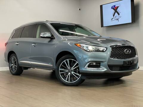 2018 Infiniti QX60 for sale at TX Auto Group in Houston TX