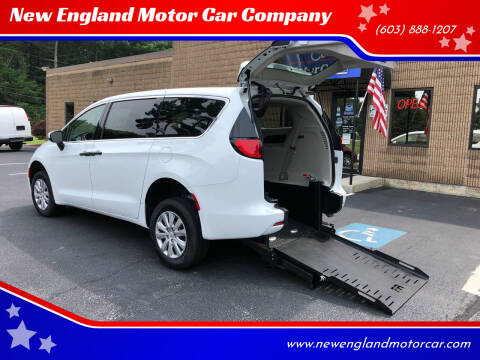 2020 Chrysler Voyager for sale at New England Motor Car Company in Hudson NH
