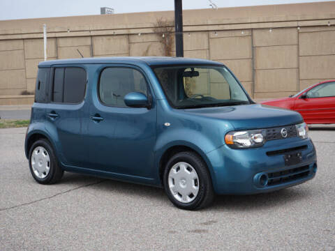 2014 Nissan cube for sale at Dave Johnson Sales in Wichita KS