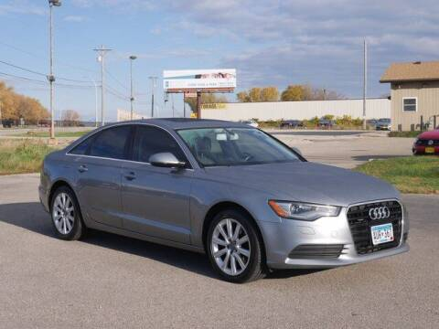 2014 Audi A6 for sale at Park Place Motor Cars in Rochester MN