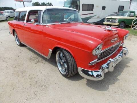 1955 Chevrolet Nomad for sale at Classic Car Deals in Cadillac MI
