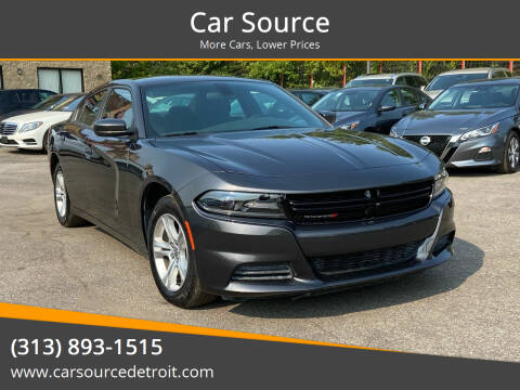 2020 Dodge Charger for sale at Car Source in Detroit MI