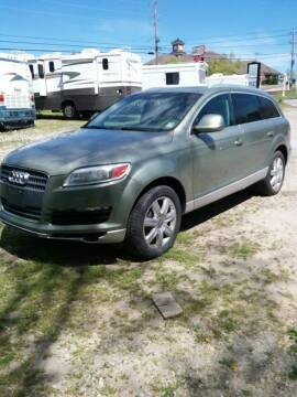 2007 Audi Q7 for sale at DALE GREEN MOTORS in Mountain Home AR