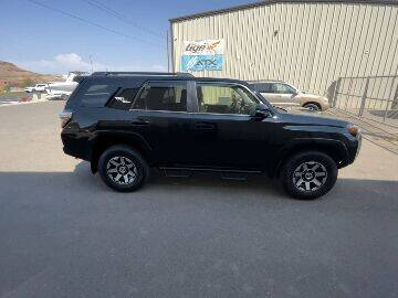 2021 Toyota 4Runner for sale at REES AUTO BROKERS in Washington UT
