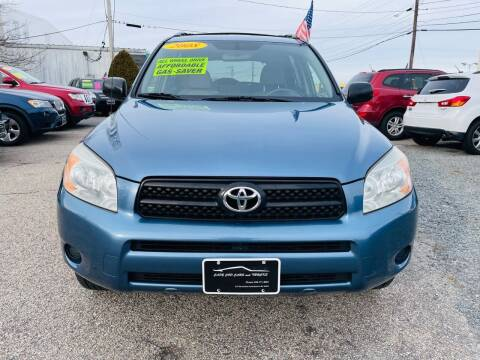 2008 Toyota RAV4 for sale at Cape Cod Cars & Trucks in Hyannis MA
