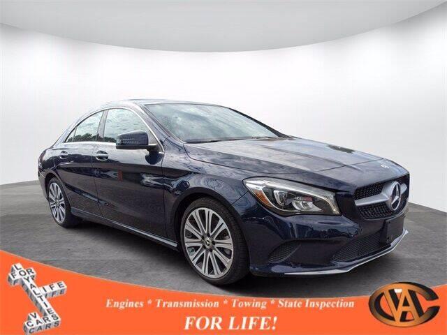 2019 Mercedes-Benz CLA for sale at VA Cars Inc in Richmond VA