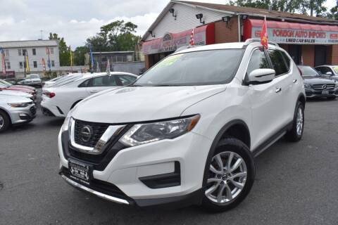 2020 Nissan Rogue for sale at Foreign Auto Imports in Irvington NJ