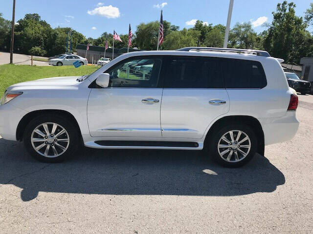 2011 Lexus LX 570 for sale at Car Connections in Kansas City MO