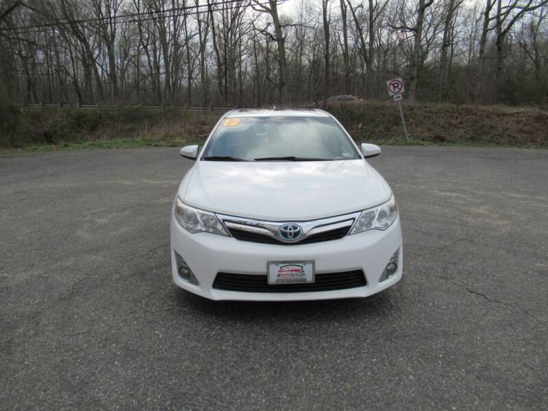 2012 Toyota Camry Hybrid for sale at 4Auto Sales, Inc. in Fredericksburg VA