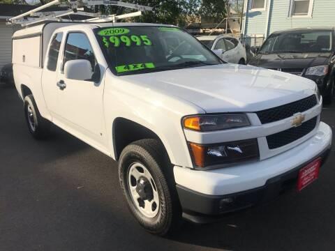 2009 Chevrolet Colorado for sale at Alexander Antkowiak Auto Sales in Hatboro PA