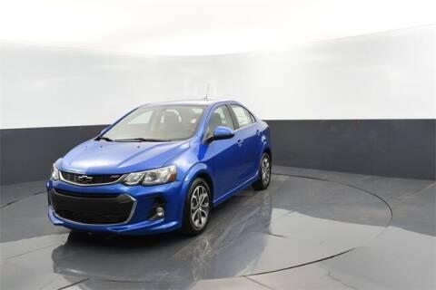 2020 Chevrolet Sonic for sale at BOB HART CHEVROLET in Vinita OK