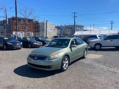 2008 Nissan Altima for sale at Impressive Auto Sales in Philadelphia PA