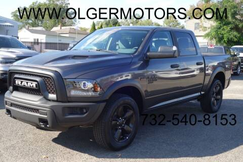 2020 RAM Ram Pickup 1500 Classic for sale at Olger Motors, Inc. in Woodbridge NJ