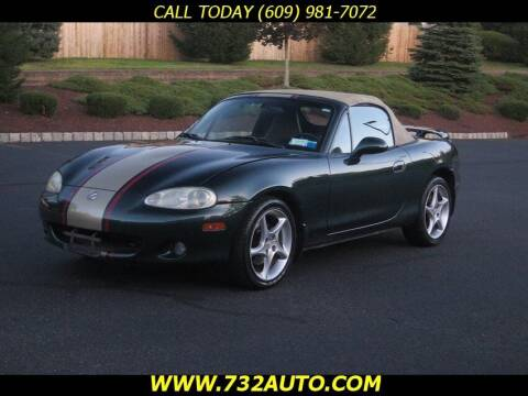 2002 Mazda MX-5 Miata for sale at Absolute Auto Solutions in Hamilton NJ