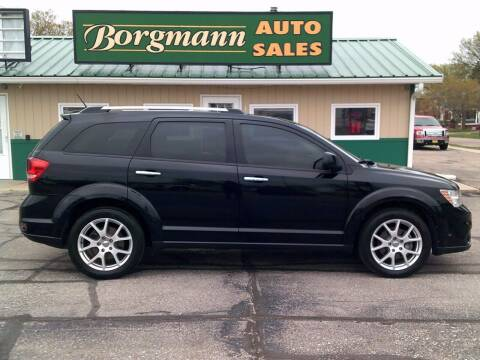 2014 Dodge Journey for sale at Borgmann Auto Sales in Norfolk NE