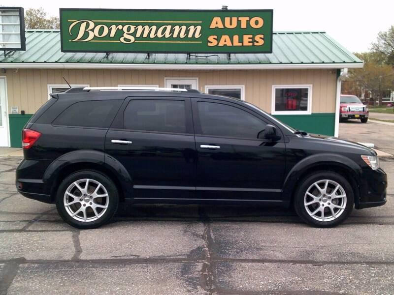 2014 Dodge Journey for sale at Borgmann Auto Sales in Norfolk NE