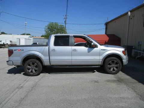 2011 Ford F-150 for sale at A & P Automotive in Montgomery AL
