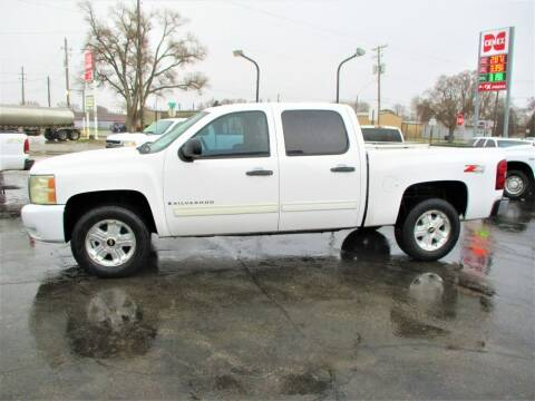 2009 Chevrolet Silverado 1500 for sale at Steffes Motors in Council Bluffs IA